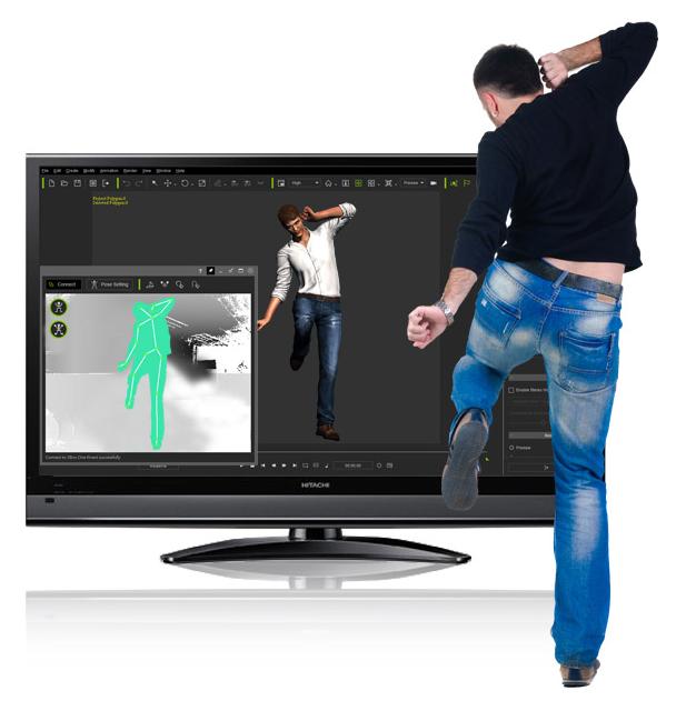 KinectMocapPlugin