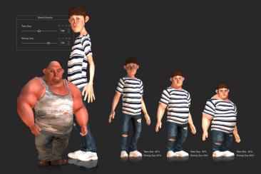 New Iclone Character Creator 1 4 Reallusion Blog
