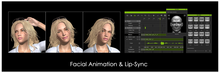 facial-animation
